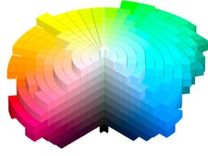 A Munsell féle 3 dimenziós színrendszer
