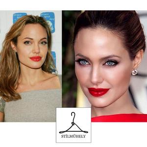 Angelina Jolie színtípus szerint