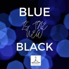 a kék az új fekete